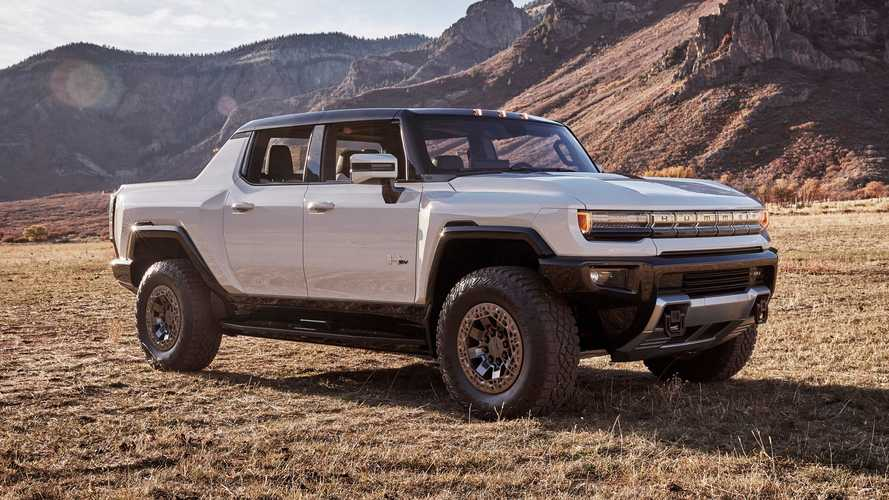 GM Is Not Benchmarking The Hummer EV Against A Rival Pickup