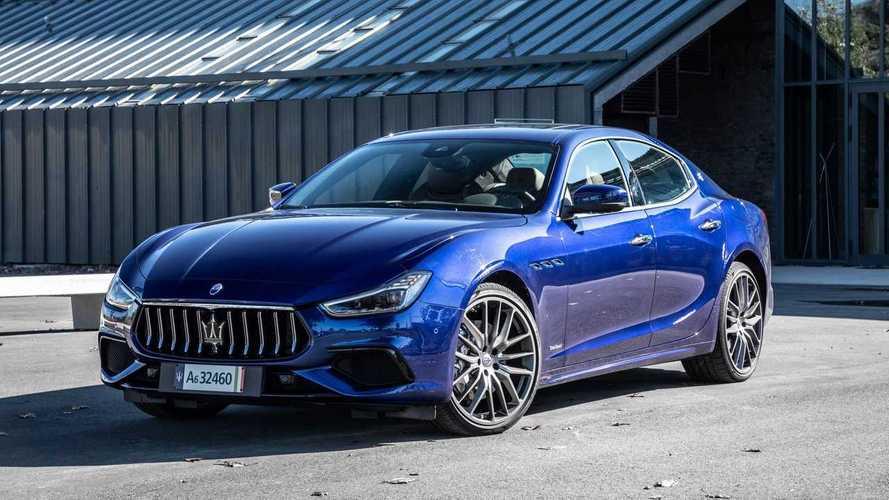 Maserati Ghibli mild hybrid MY 2021