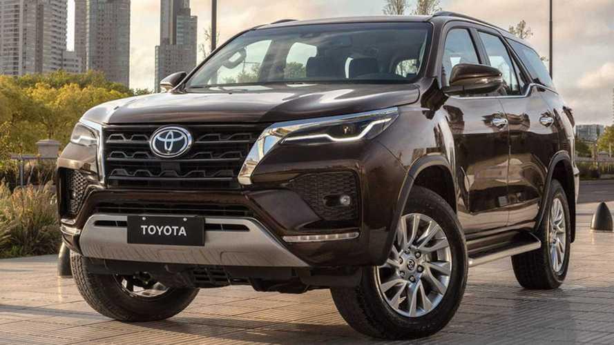 Novo Toyota SW4 2021 chega ao Brasil; veja preços, versões e equipamentos