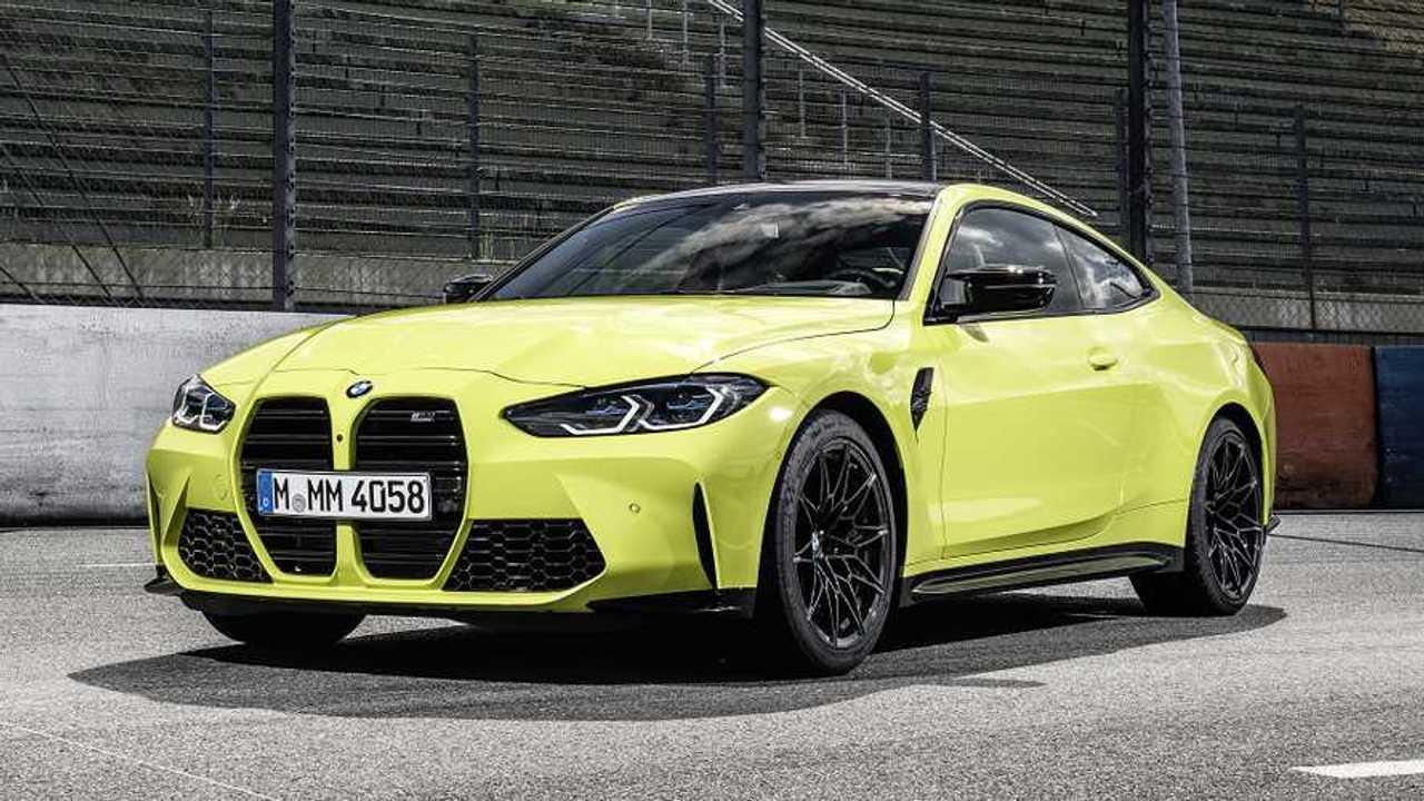 Nuova BMW M4 Coupé
