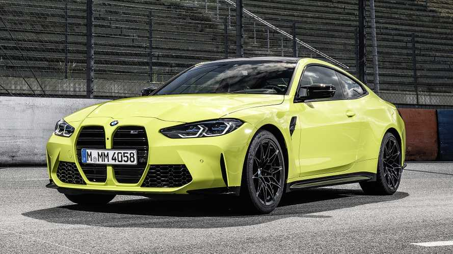 Nuova BMW M4 Coupé, la Competition arriva a 510 CV