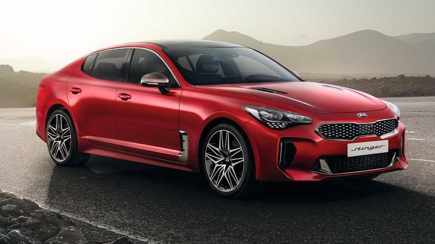 2021 Kia Stinger Facelift Debuts In Europe Exclusively In V6 Flavor