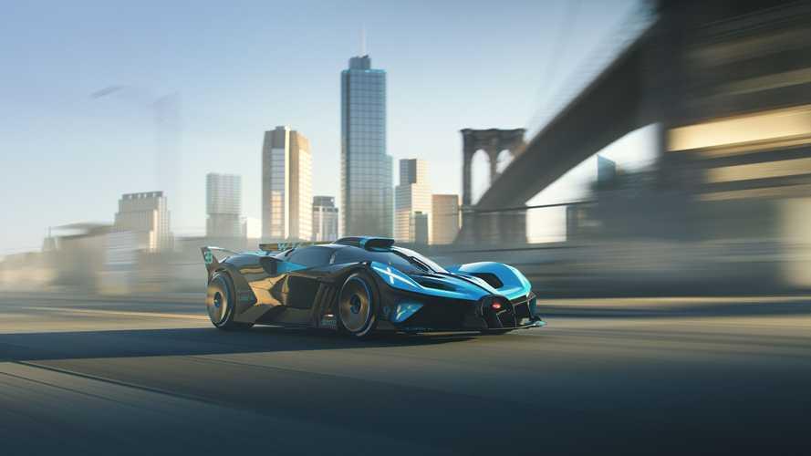 """La Bugatti Bolide """"scende in pista"""" su CSR Racing 2"""