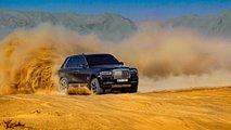 2020 Rolls-Royce Cullinan Desert