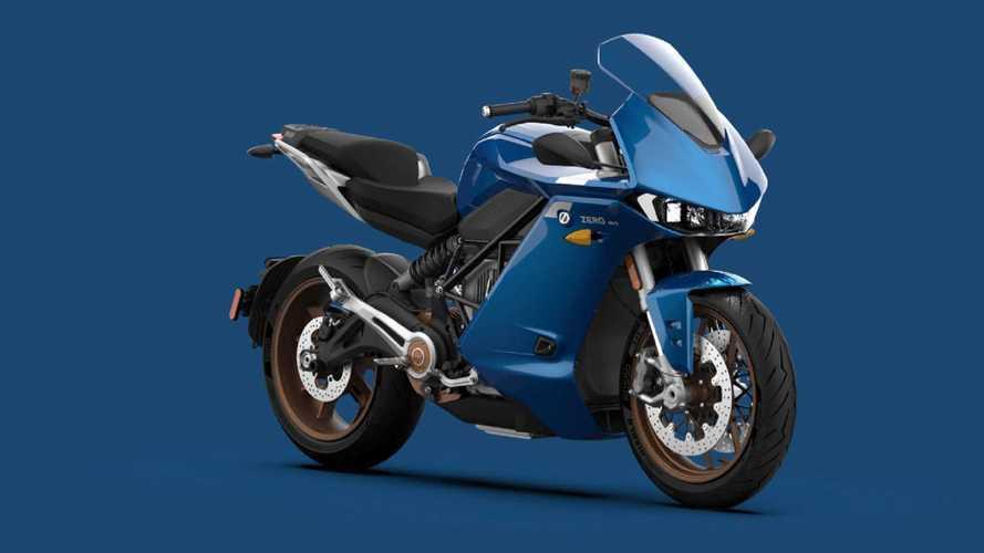 Zero Motorcycles svela la gamma di moto elettriche 2021