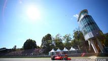 Sebastian Vettel Ferrari SF15-T