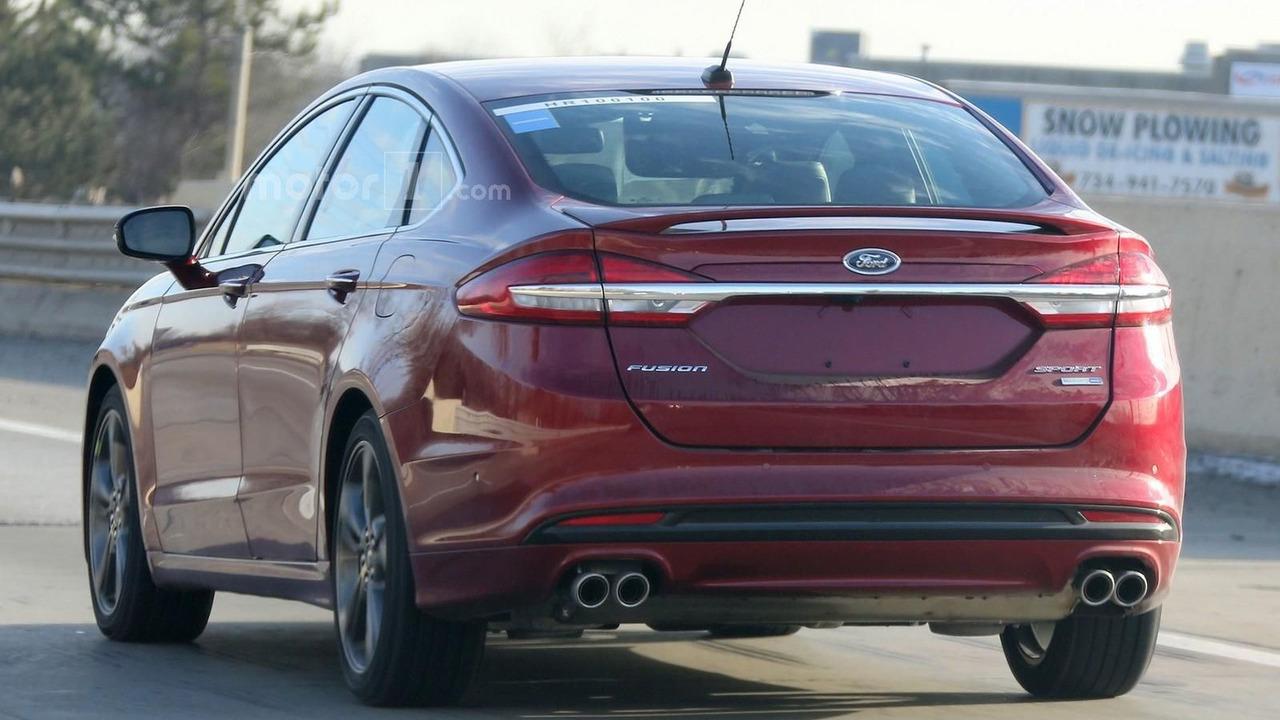 2017 Ford Fusion Spy Photo Photos F250 Rear View Camera Wiring Diagram