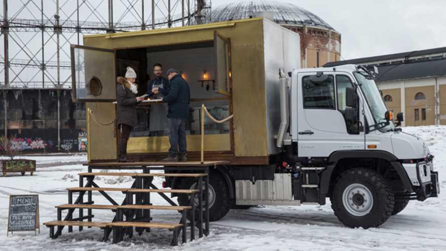 Unimog è anche Food Truck
