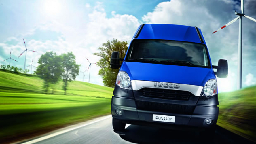 Iveco Nuovo Daily