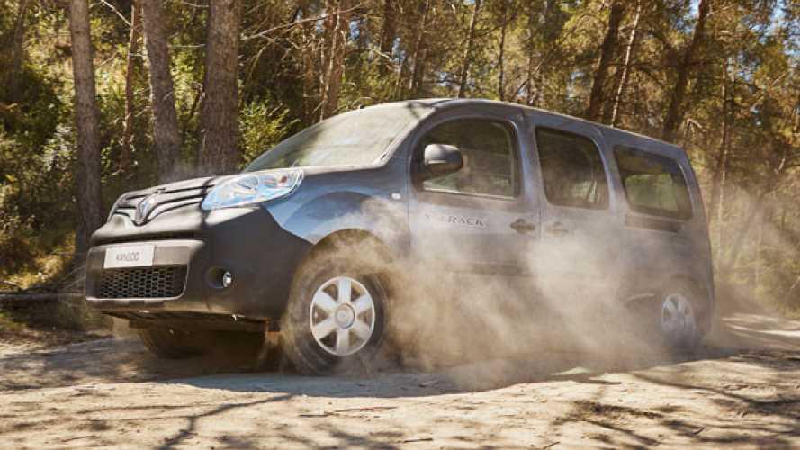 Renault Kangoo X-Track, prime impressioni