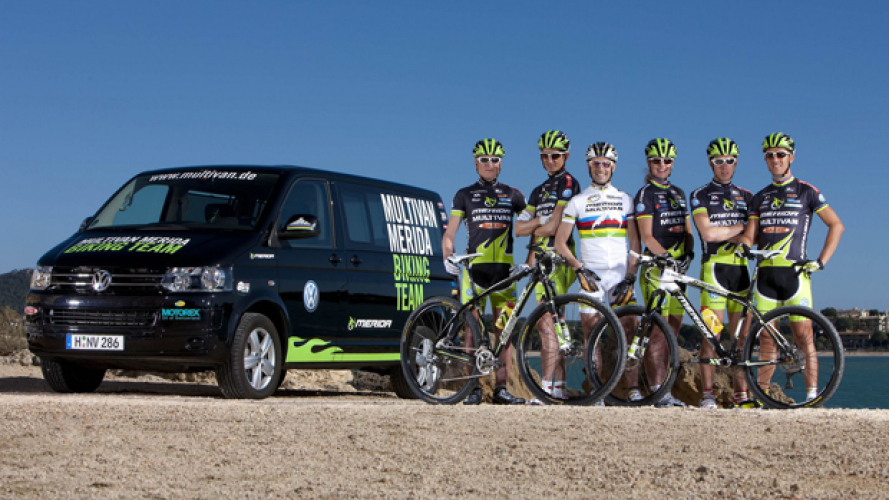 Volkswagen e il Team Merida