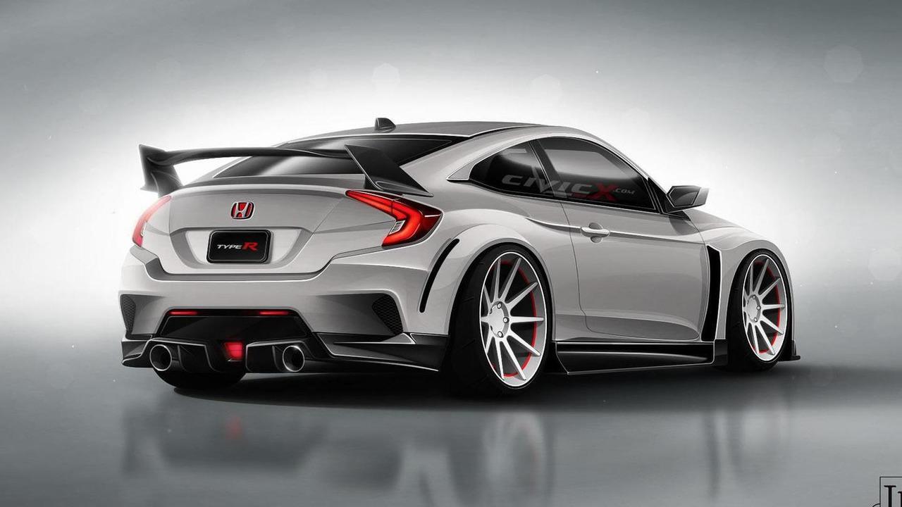 Honda civic 2 door sports car