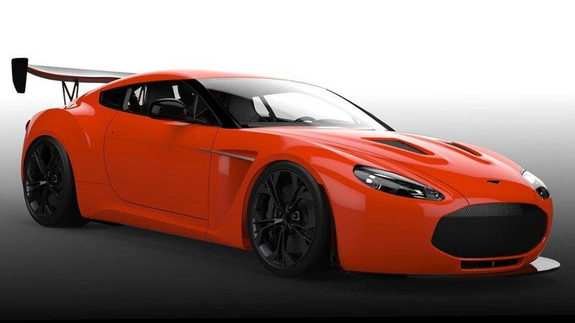 Race Prepped Aston Martin V12 Zagato Previewed
