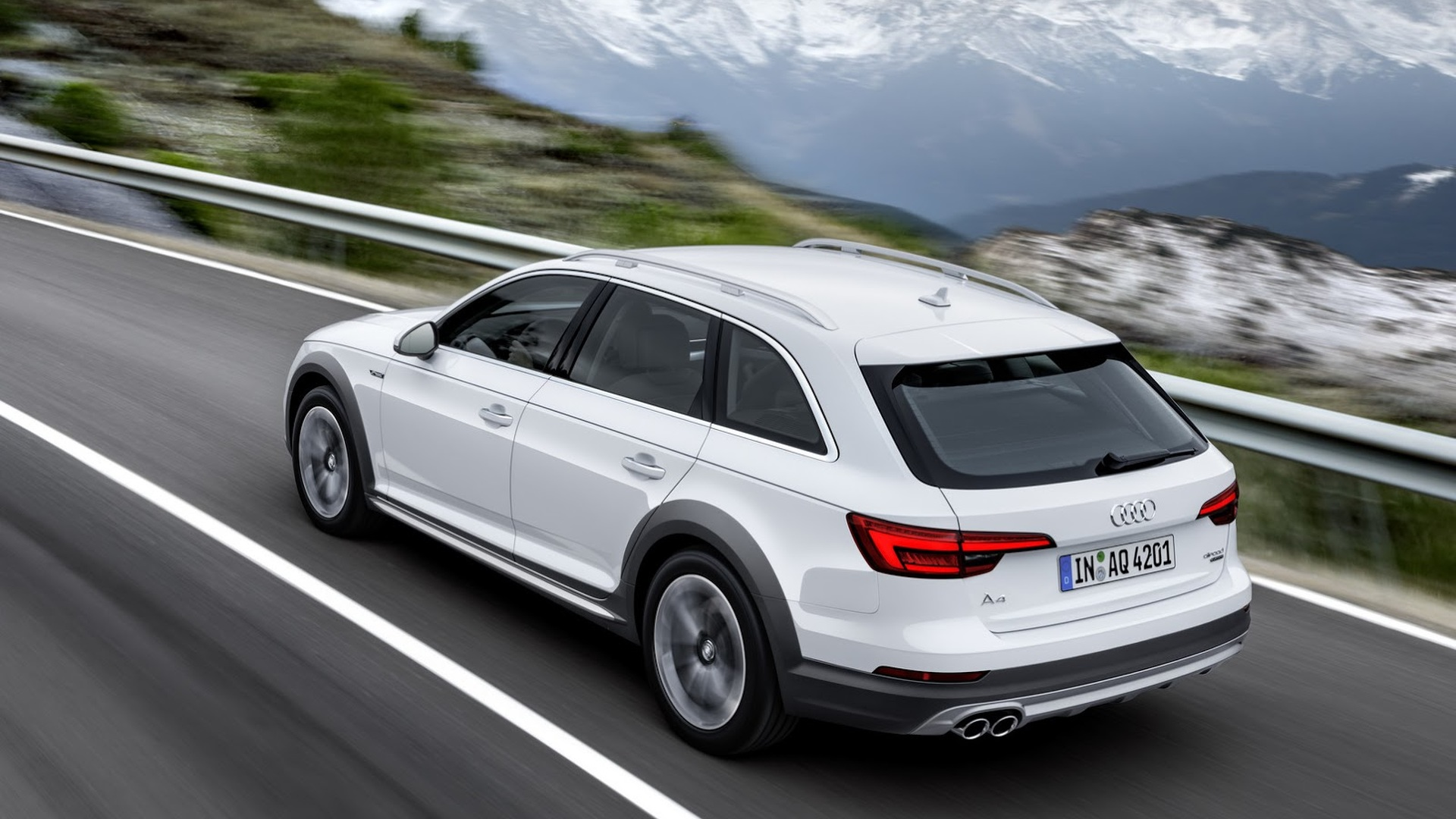 Audi A Allroad Quattro TDI Available On Order In Europe - Audi allroad ground clearance