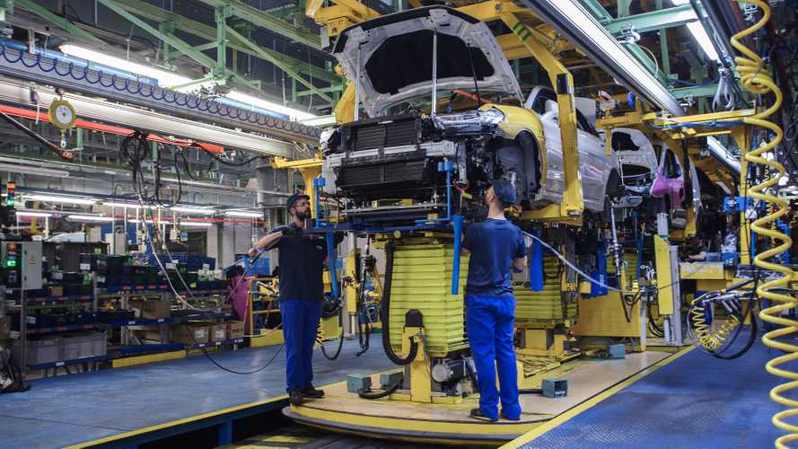 Ford birçok tesiste üretime ara verecek