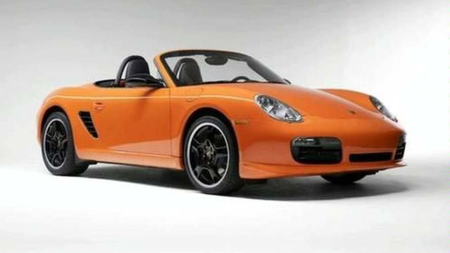 Porsche Boxster Limited Edition (US)
