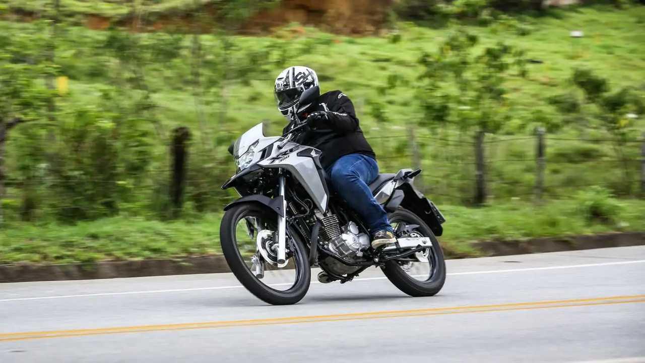 Nova Honda XRE 2019