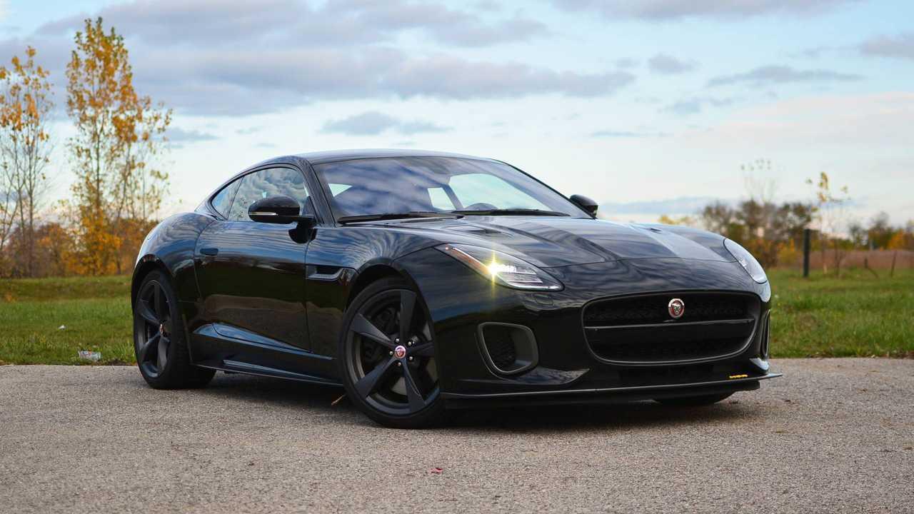15. Jaguar F-Type: 2,268 units