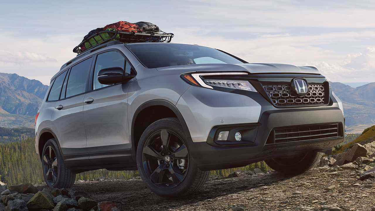 2019 Honda Passport lead image