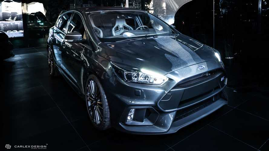 Carlex Design modifiyeli Ford Focus RS'e bir göz atın
