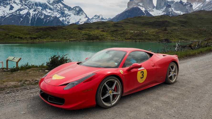 Rally Ferrari Sudamerica 2018