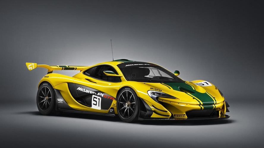 McLaren starts P1 GTR production earlier than programmed; 42 orders placed so far
