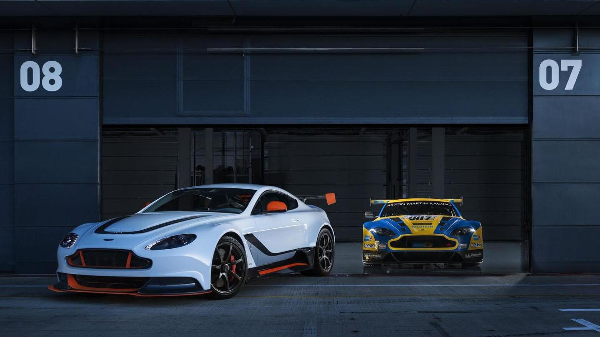 Aston Martin Vantage Gt3 To Be Renamed Over Porsche S Objections