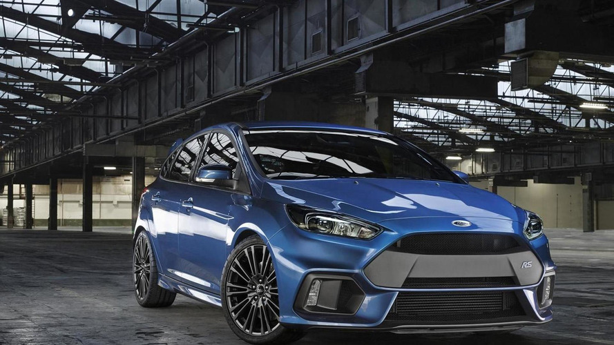 Ford confirms Focus RS's AWD system and manual gearboxes for future RS models
