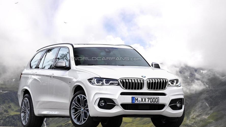 BMW confirme la version luxe de sa X7