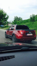 Dacia Duster Double Cab spy photo