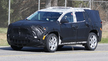 2017 GMC Acadia spy photo