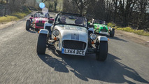 Caterham Seven new range