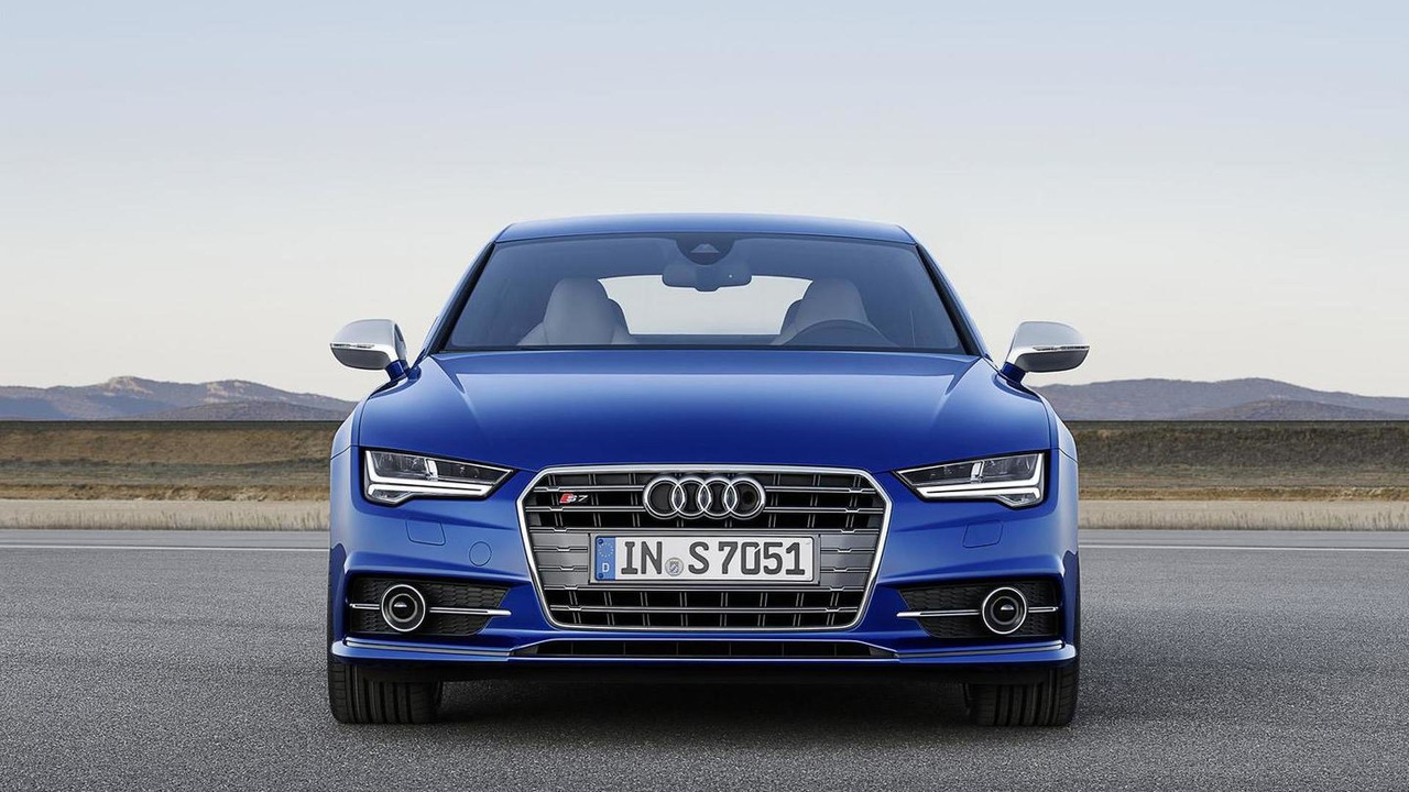 Audi A7s7 Sportback Facelift Goes Official With Matrix Led