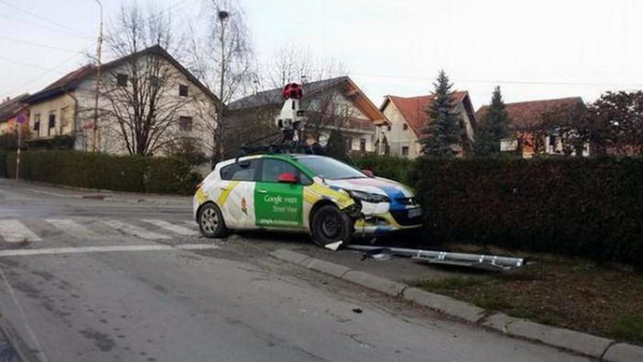 Google Maps Street View car crash | Motor1.com Photos on home accidents, car-deer accidents, world accidents, fedex accidents, walmart accidents, disney accidents, nasa accidents, fatal car accidents,
