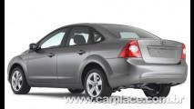 Novo Ford Focus 2009 hatch e sedã devem chegar em outubro ao Brasil