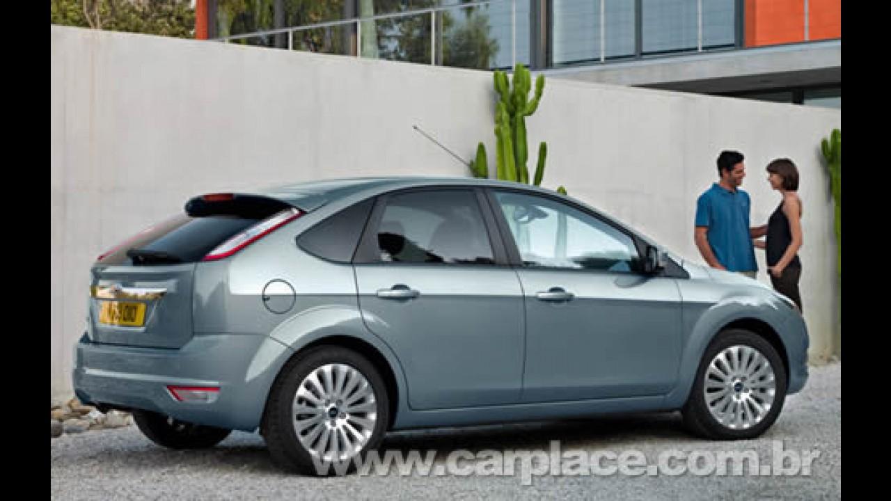 Novo Ford Focus pode ser lançado em agosto no Brasil com motor 2.0 16V Flex