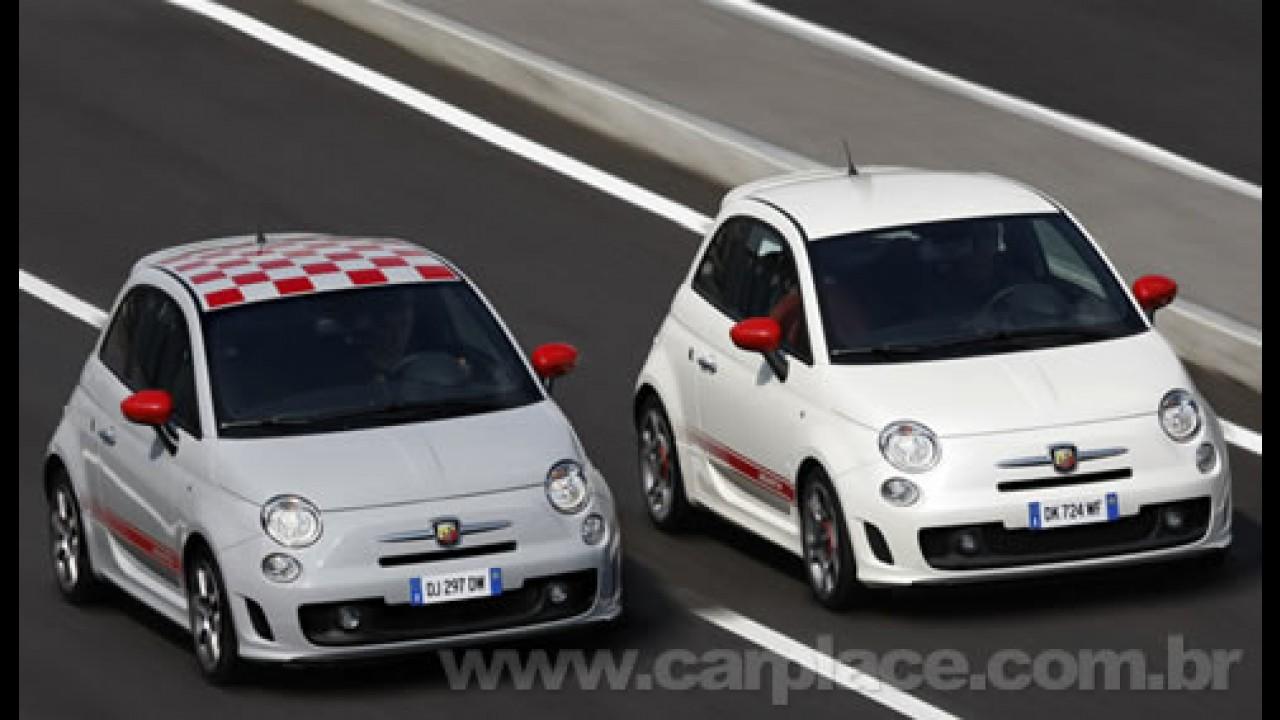 Fiat 500 ganha versão Abarth Opening Edition em seu primeiro aniversário