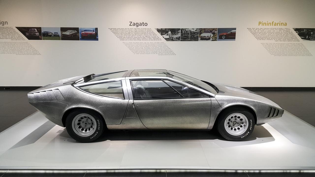Alfa Romeo Müze gezisi