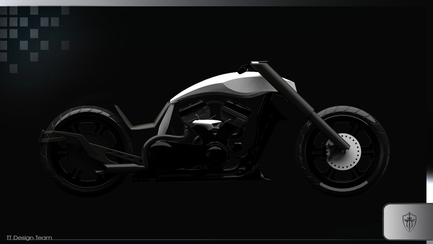 New generation TT Chopper Concept