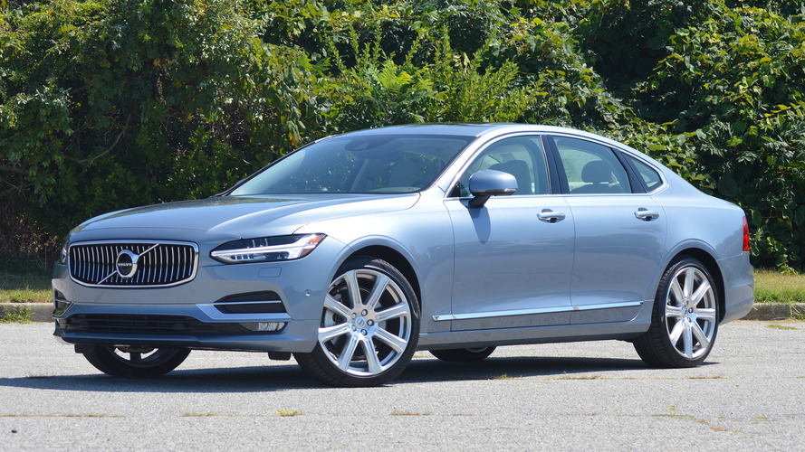 2017 Volvo S90: Second Drive