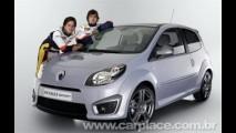 Renault mostrará versão esportiva Twingo RS no Salão de Genebra