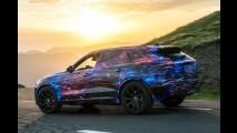 Jaguar F-Pace, Spor Otomobil Hissiyatına Sahip Olacak