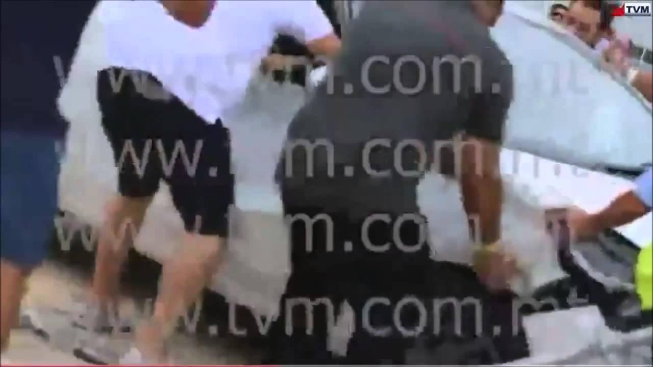 Malta'daki Spor Otomobil Etkinliğinde Kaza! 26 Kişi Yaralandı