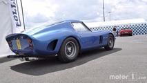2012 - Ferrari 250 GTO at Le Mans Classic