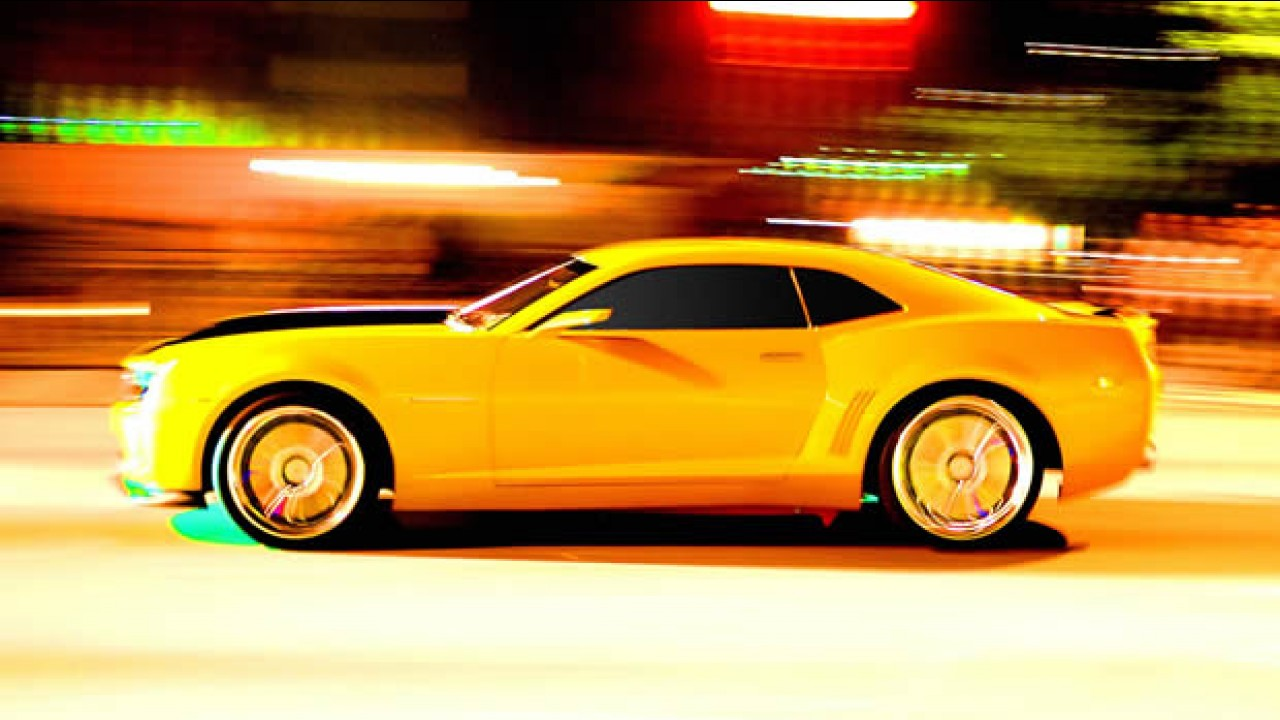 Transformers 2 estreou no Brasil: Veja fotos em alta resolução dos carros e da bela Megan Fox