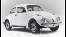 VW comemora dia nacional do Fusca e seus 50 anos de produção no Brasil
