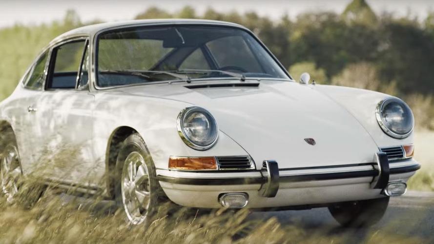 Karşınızda tamamen orijinal 1967 model Porsche 911S!