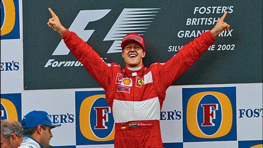 Michael Schumacher esce dal coma e lascia l'Ospedale di Grenoble