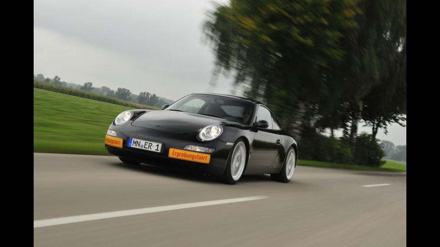 """RUF """"elettrizza"""" la Porsche 911"""