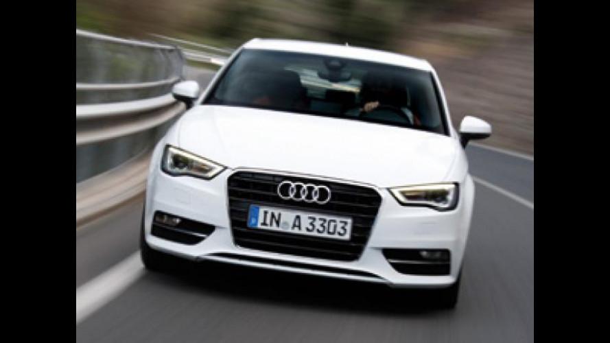 Audi A3 Sportback ed S3: debutto a Parigi